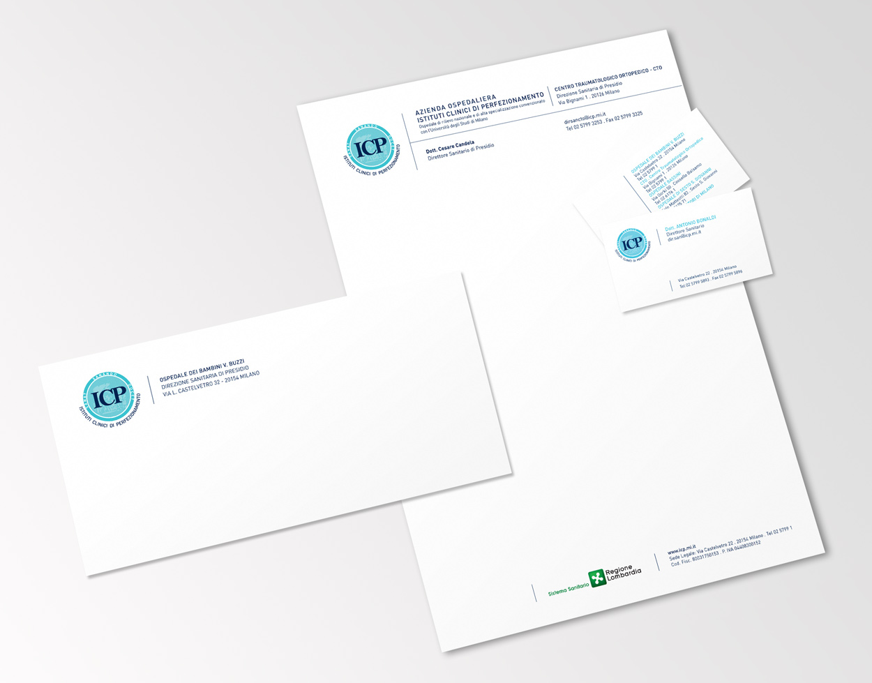 Estremamente ICP | CURIOUS design Portfolio LU08